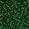 Picture of Miyuki Delica Seed Beads | 8/0 - DBL-0746 (C) Matte Transparent Green (5 g.)