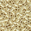 Picture of Miyuki Delica Seed Beads | 8/0 - DBL-1560 (A) Opaque Butter Cream Luster (5 g.)