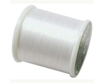 Picture of K.O. Beading Thread | #KO-03 - White (55 yds)