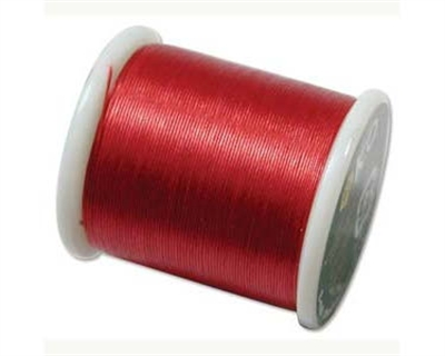 Picture of K.O. Beading Thread | #KO-08 - Red (55 yds)