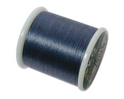 Picture of K.O. Beading Thread | #KO-13 - Denim Blue (55 yds)