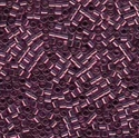 Picture of Miyuki Delica Seed Beads | 15/0 - DBS-0117 (D) Transparent Lilac w/Gold Luster (5 g.)