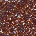 Picture of 10/0 - TW-0257 (D) Transparent Dk. Amber AB