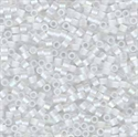Picture of Miyuki Delica Seed Beads | 15/0 - DBS-0851 (B) Matte Transparent Crystal AB (5 g.)