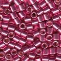Picture of Miyuki Delica Seed Beads | 8/0 - DBL-1840 (O) DURACOAT Galvanized Bubblegum Pink (5 g.)