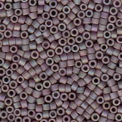 Picture of Miyuki Delica Seed Beads | 11/0 - DB-1065 (P1) Matte Violet Lavender Luster AB (5 g.)