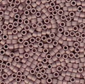 Picture of Miyuki Delica Seed Beads | 11/0 - DB-0379 (P1) Matte Opaque Dusty Mauve Luster (5 g.)