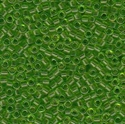 Picture of Miyuki Delica Seed Beads | 11/0 - DB-1106 (A) Transparent Lime Green (5 g.)