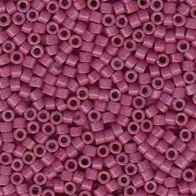 Picture of Miyuki Delica Seed Beads | 11/0 - DB-1376 (B) Opaque Raspberry (5 g.)
