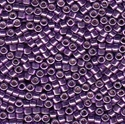 Picture of Miyuki Delica | 11/0 - DB-0430 (P) Galvanized Purple Grape (5 g.)