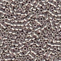 Picture of Miyuki Delica Seed Beads | 11/0 - DB-0429 (P) Galvanized Pale Lavender (5 g.)