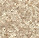 Picture of Miyuki Delica Seed Beads | 11/0 - DB-0673 (L) Antique Ivory Silk Luster (5 g.)