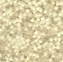 Picture of Miyuki Delica Seed Beads | 11/0 - DB-0672 (L) Cream Silk Luster (5 g.)