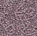 Picture of Miyuki Delica Seed Beads | 11/0 - DB-0158 (A) Opaque Dusty Lilac AB (5 g.)