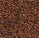Picture of Miyuki Delica Seed Beads | 11/0 - DB-1391 (G) Caramel Lined Yellow (5 g.)