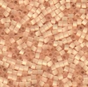 Picture of Miyuki Delica Seed Beads | 11/0 - DB-0824 (L) Pale Peach Silk (5 g.)