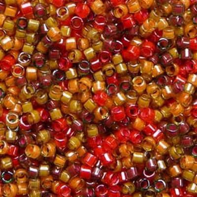 Picture of Miyuki Delica Seed Beads | 11/0 - DB-2063 (A)  Luminous Mix #3 (5 g.)