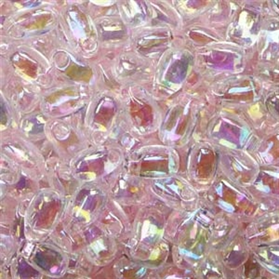 Picture of LDP-0265 (E)  Pale Pink Lined Crystal AB (10 g.)
