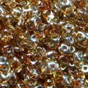 Picture of Czech SuperDuo Beads | SD-00030/22501  Transparent Crystal Celsian