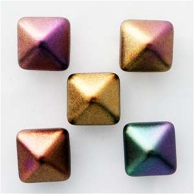 Picture of BST12-01620  Silky Matte Gold AB  (4 pcs.)