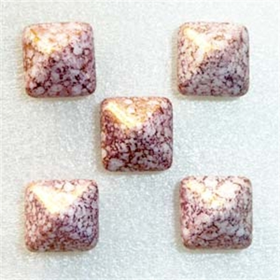Picture of BST12-02010/15496  Opaque Lumi Pink  (4 pcs.)