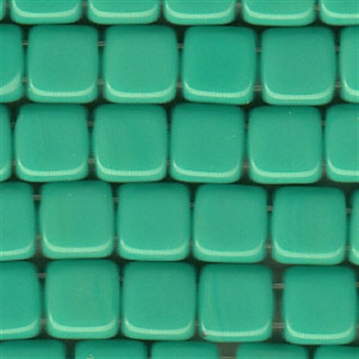 Picture of CMT-63130  Opaque Green Turquoise  (25 pcs.)