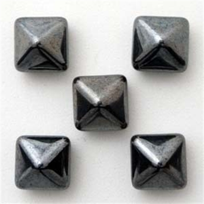 Picture of BST12-23980/14400  Jet Hematite  (4 pcs.)