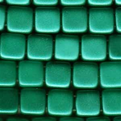 Picture of CMT-25027  Pearlescent Deep Turquoise Green  (25 pcs.)