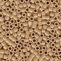 Picture of Miyuki Delica Seed Beads | 11/0 - DB-2105 (G) DURACOAT Opaque Beige (5 g.)