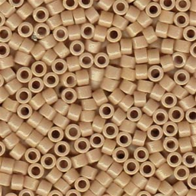 Picture of Miyuki Delica Seed Beads | 11/0 - DB-2105 (G2) DURACOAT Opaque Dk. Beige (5 g.)