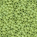 Picture of Miyuki Delica Seed Beads | 11/0 - DB-2123 (G) DURACOAT Opaque Fennel (5 g.)
