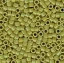 Picture of Miyuki Delica Seed Beads | 11/0 - DB-2124 (G) DURACOAT Opaque Cactus (5 g.)