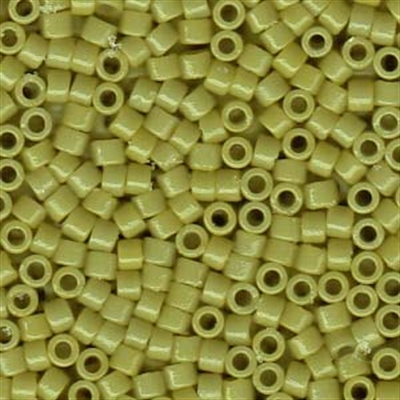 Picture of Miyuki Delica Seed Beads | 11/0 - DB-2124 (G2) DURACOAT Opaque Cactus (5 g.)