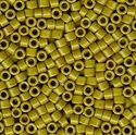 Picture of Miyuki Delica Seed Beads | 11/0 - DB-2141 (G) DURACOAT Opaque Spanish Olive (5 g.)