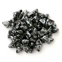 Picture of Kheops par Puca Beads | KP-23980/45702  Tweedy Silver (9 g.)