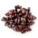 Picture of Kheops par Puca Beads | KP-23980/45705  Tweedy Red (9 g.)
