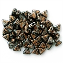 Picture of Kheops par Puca Beads | KP-23980/45709  Tweedy Lt. Copper (9 g.)