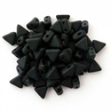 Picture of Kheops par Puca Beads | KP-23980/84100  Matte Jet Black (9 g.)