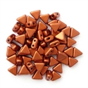 Picture of Kheops par Puca Beads | KP-00030/01750  Silky Burnt Orange (9 g.)