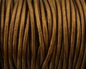 Picture of Leather Cord | #LC52 - 1.5mm Metallic Kansa (1 ft.)