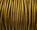 Picture of Leather Cord | #LC54 - 1.5mm Metallic Tota (1 ft.)