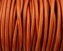 Picture of Leather Cord | #LC59 - 1.5mm Metallic Spice (1 ft.)