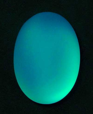Picture of LUNASOFT Cabochon | #LS2518-18 - 25 x 18mm Oval - Spearmint