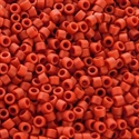 Picture of Miyuki Delica Seed Beads | 11/0 - DB-2288 (I2) Frosted Opaque Glazed Salsa (5 g.)