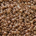 Picture of Miyuki Delica Seed Beads | 11/0 - DB-2305 (K) Frosted Opaque Glazed Rose Beige AB (5 g.)