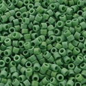Picture of Miyuki Delica Seed Beads | 11/0 - DB-2311 (K) Frosted Opaque Glazed Lt. Pine AB (5 g.)