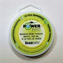 Picture of Beading Thread | Power Pro - 05-White - 8 lb. Test (28 yds.)