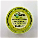 Picture of Beading Thread | Power Pro - 02-Moss - 10 lb. Test (28 yds.)