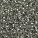 Picture of Miyuki Delica Seed Beads | 11/0 - DB-2393 (A) Fancy-Lined Silver Ice (5 g.)