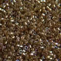 Picture of Miyuki Delica Seed Beads | 11/0 - DB-2396 (A) Fancy-Lined Frappuccino (5 g.)